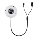 Picture of INDOOR/OUTDOOR 360 MINI-DOME   SECURITY CAMERA SYSTEMS   Linksys