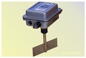 Picture of STEP-A-MATIC SML1A ROTARY PADDLE LEVEL PROBE | LEVEL CONTROL RANGE | Synatel