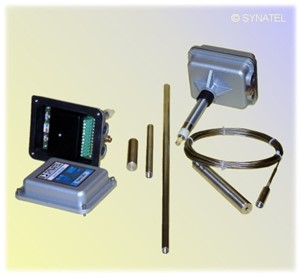 Picture of DIGIMHO DRL1 SELF CONTAINED RESISTANCE LEVEL PROBE   LEVEL CONTROL RANGE   Synatel